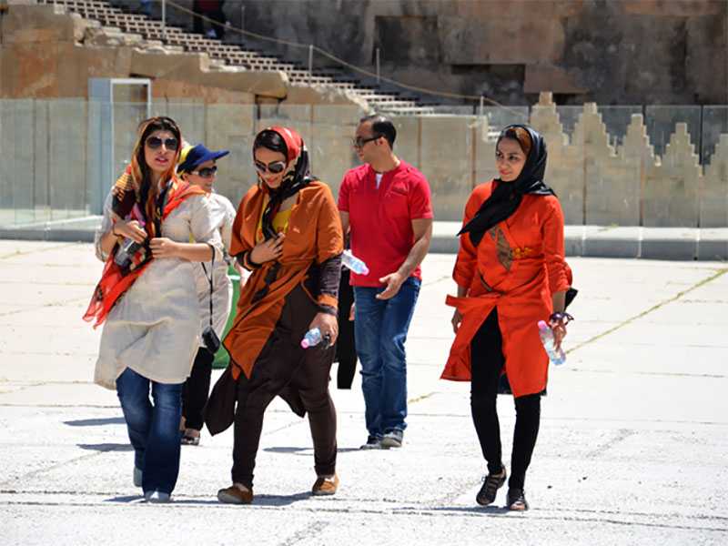 dress codes in Iran