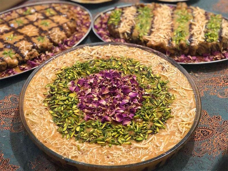 ranginak - Persian dessert