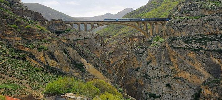 Trans-Iranian-Railway