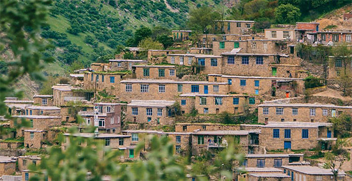 Uraman Takht - Iran UNESCO-Listed Heritage