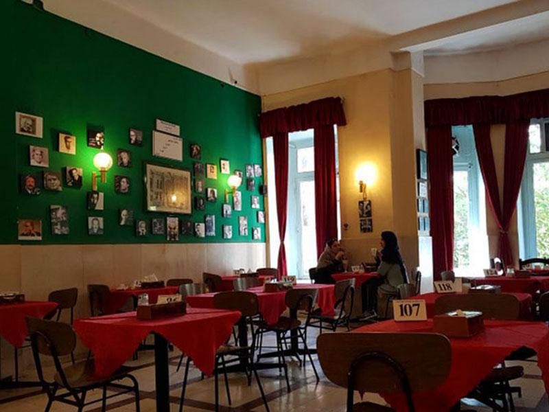 Naderi Cafe