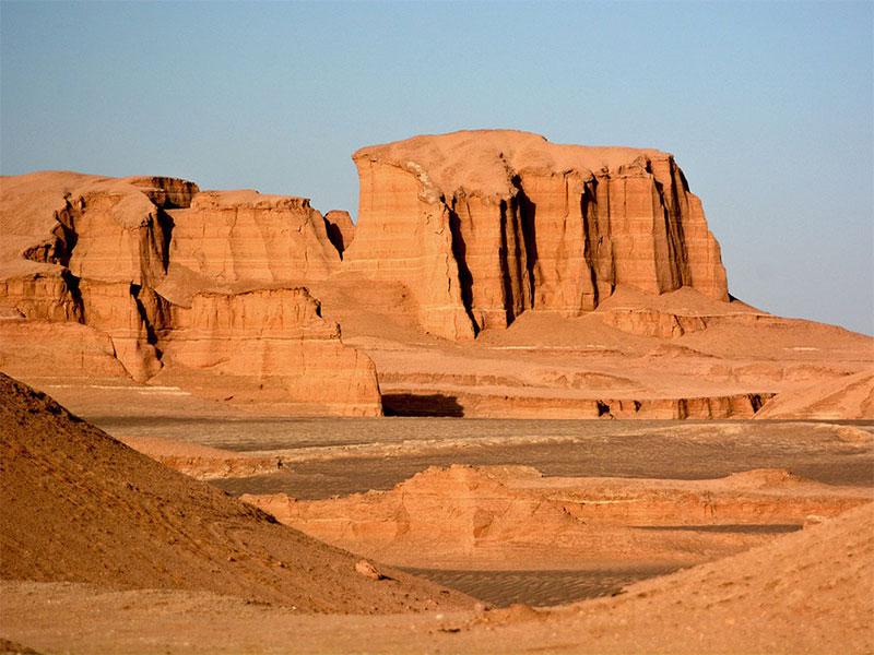 Shahdad-desert