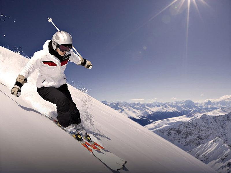 Winter destinations in Iran- Dizin ski resort