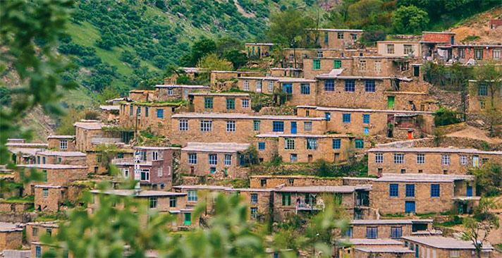 Uraman Takht, Iran
