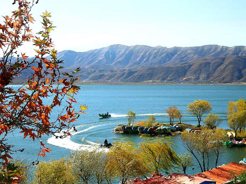 Zaribar lake - Iran