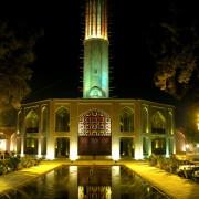 Excursiones a Irán-Dolatabad Garden