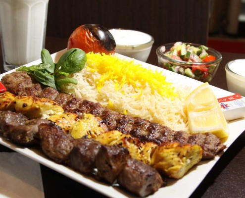 Persian Cuisine, a Healing Medicine for the Body and Soul