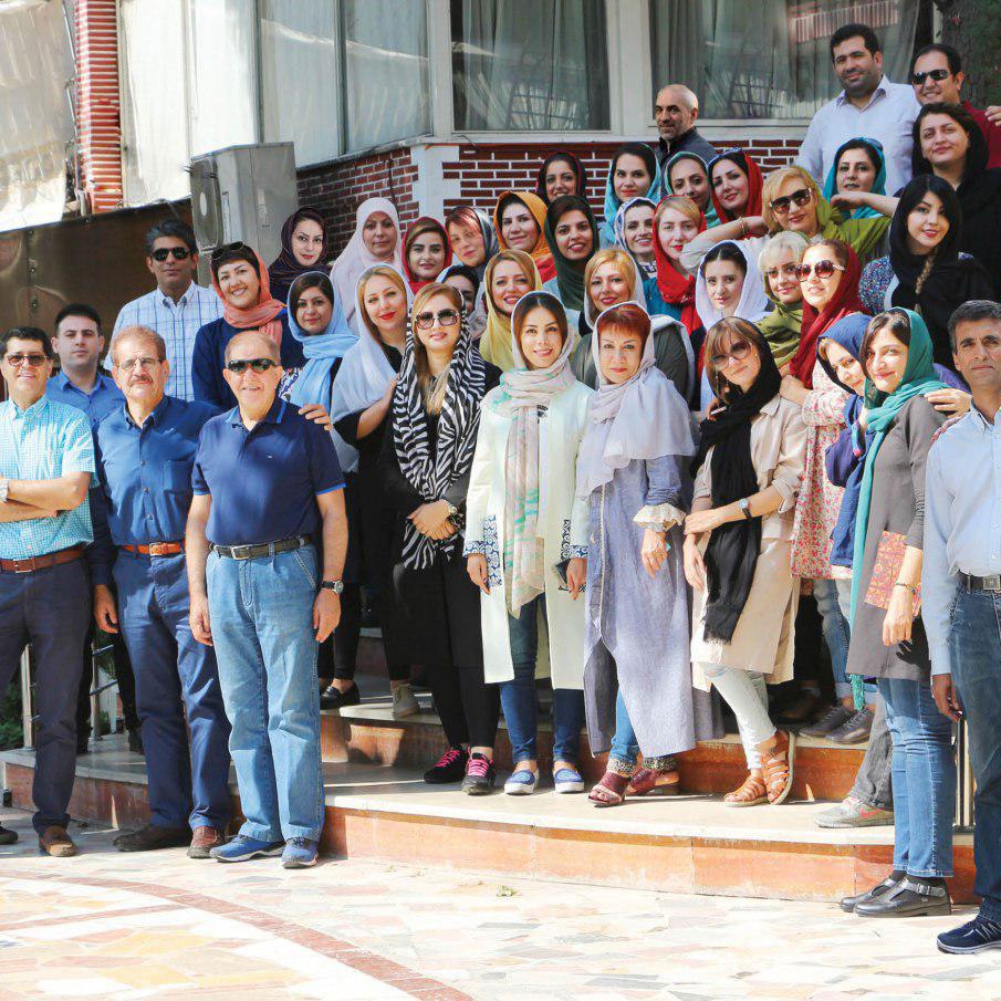 شرکت خدمات مسافرتی ایران دوستان