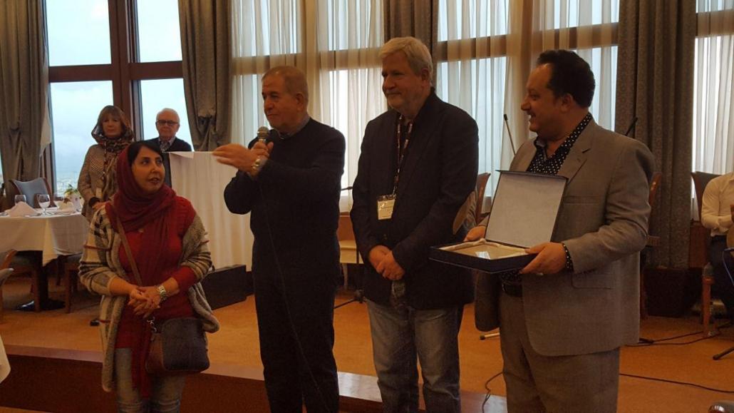 خبرنگاران و فعالان گردشگری اسپانیا به شیراز سفر کردند