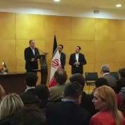 سخنرانی ایران درنمایشگاه فیتور