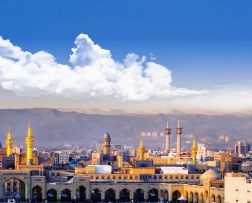 Traversee De L'iran En Passant Par La Region Des Turkmenes