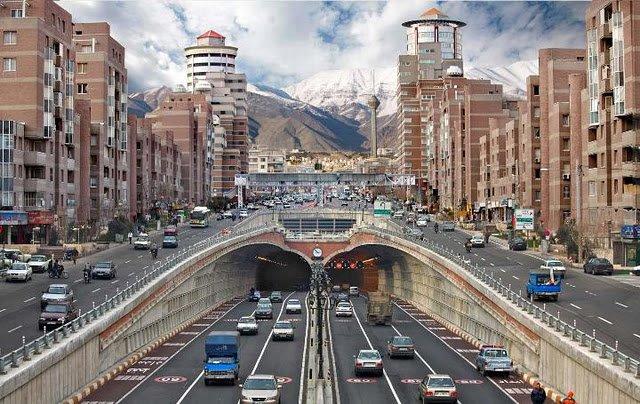 Iran transportation information